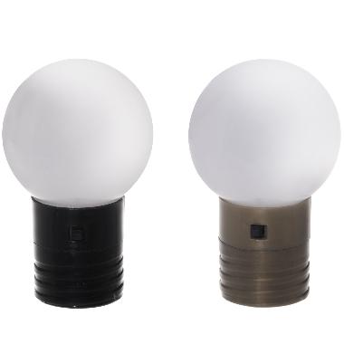 LED spuldze ar magnētu Finnlumor, 2 gab.
