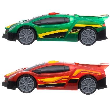Rotaļu mašīna Racing ar skaņu un gaismām, 1 gab.