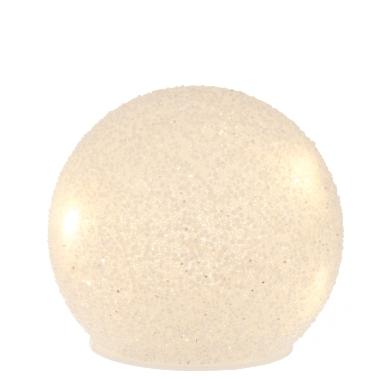 Bumba ar LED gaismu, Winteria, 10 cm
