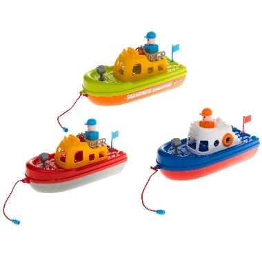 Rotaļlieta laiva, 30 cm