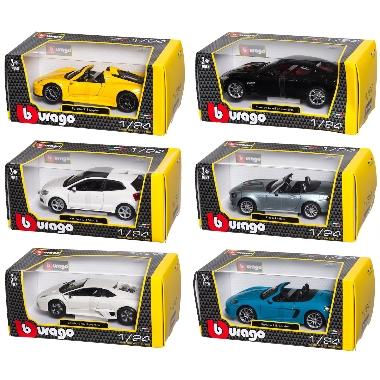 Rotaļlieta Burago automašīna, 1 gab.