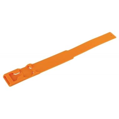 Marķējamā siksna potītei oranža, Kerbl