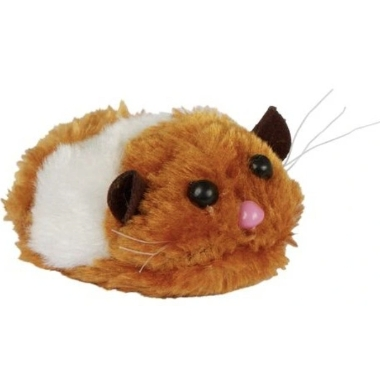 Rotaļlieta kaķiem, uzvelkama pelīte, 7 cm