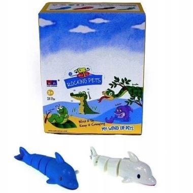 Rotaļlieta uzvelkams delfīns, 1 gab.
