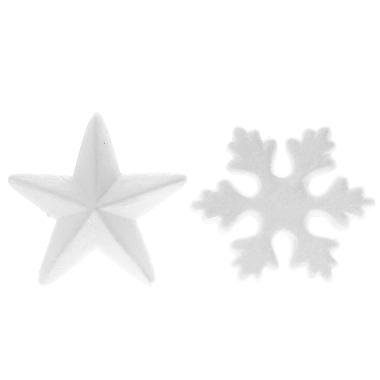 Dekors putuplasta ornaments, 15 cm