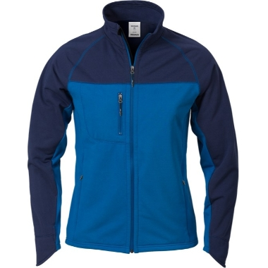 Sieviešu flīša jaka Acode 1474 zila, Fristads