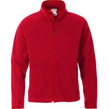 Sieviešu flīša jaka 1498 sarkana, Fristads