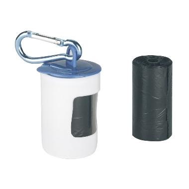Konteineris maisiņiem + maisiņi, Kerbl