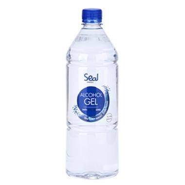 Dezinfekcijas līdzeklis Alcohol gel Seal, 1 L