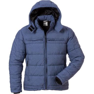 Ziemas sieviešu jaka zila 4017, Fristads