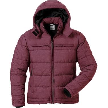 Ziemas sieviešu jaka bordo 4017, Fristads
