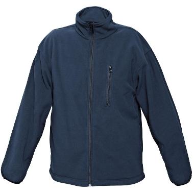 Flīsa jaka zila, KURT BE-02-004