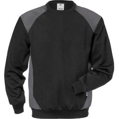 Džemperis 7148 melns, Fristads