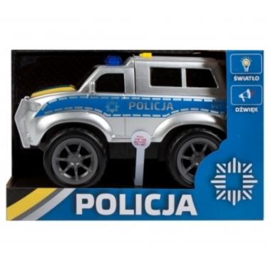 Rotaļu policijas mašīna