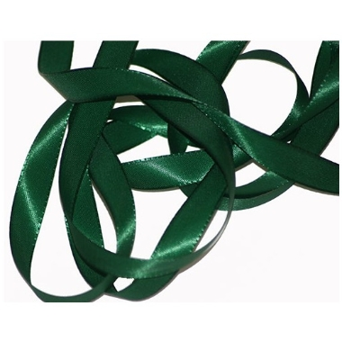 Lenta Taffeta, zaļa, 15mm x 50m