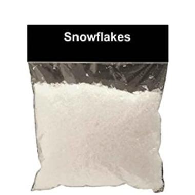Mākslīgais sniegs paciņā Mica, 1 L
