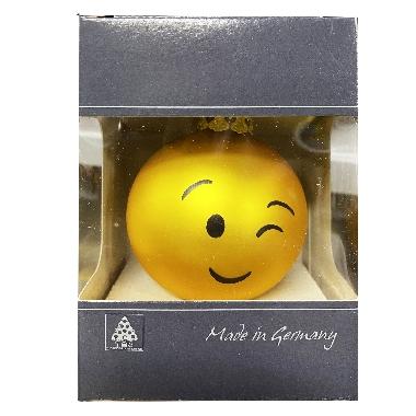 Eglītes bumbiņa Smaidiņš, 7 cm