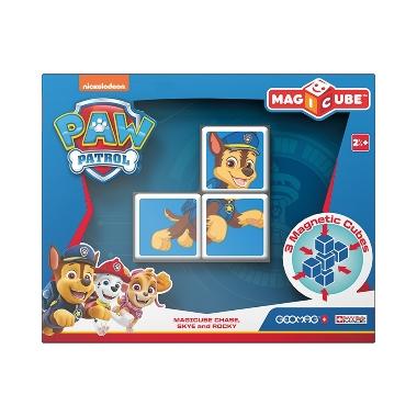 Magnētiskie bloki Magic Paw Patrol