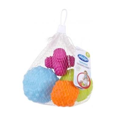 Rotaļlieta zīdaiņiem bumbiņas ar faktūru