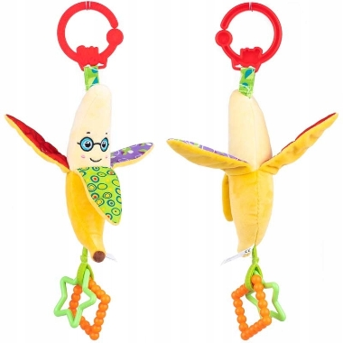 Rotaļlieta attīstoša banāns, Dumel