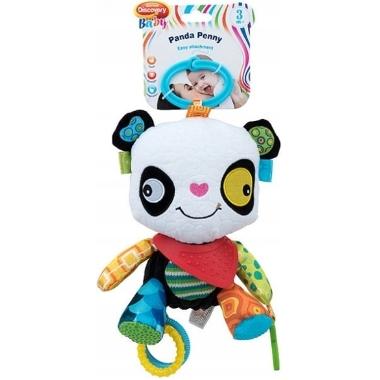 Rotaļlieta zīdaiņiem Panda, Dumel