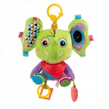 Rotaļlieta mazuļiem zilonis, Dumel