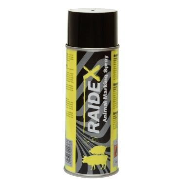 Marķējamais aerosols dzeltens Raidex, 400 ml