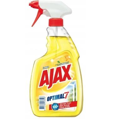 Logu tīrīšanas līdzeklis Ajax Lemon, 500 ml