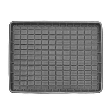 Automašīnas paklājs-paliktnis, melns, 70x90 cm