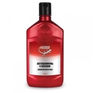 Auto šampūns ar vasku, 3Ton, 550 ml