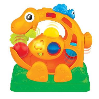 Dinozaurs ar bumbām, Smily Play