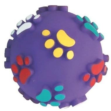 Rotaļlieta suņiem Kerbl bumba, 10 cm