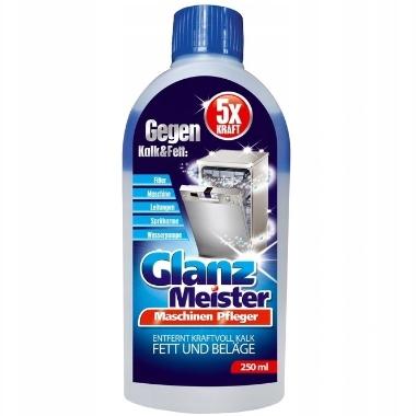 Trauku mazgājamo mašīnu tīrītājs Glanz Meister, 250 ml