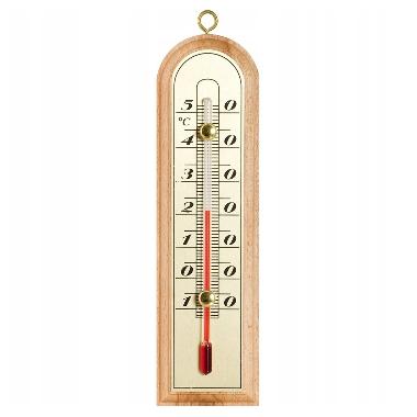 Gaisa termometrs Bioterm zelta, 16,5 cm