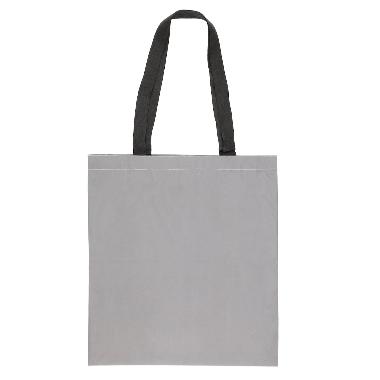 Auduma maisiņš atstarojošs, Acces, 36x41 cm