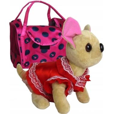 Sunītis ar somiņu