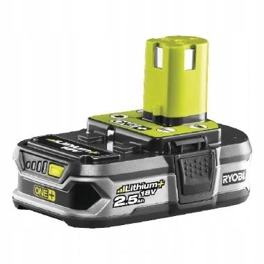 Akumulators Ryobi RB18L25, 18V, 2,5Ah