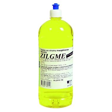 Trauku mazgāšanas līdzeklis citronu, Zilgme, 1L