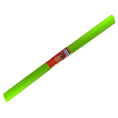 Kreppapīrs gaiši zaļš, 50 x 200 cm
