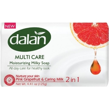 Ziepes multicare Grapefruit&Milk, Dalan, 150 g