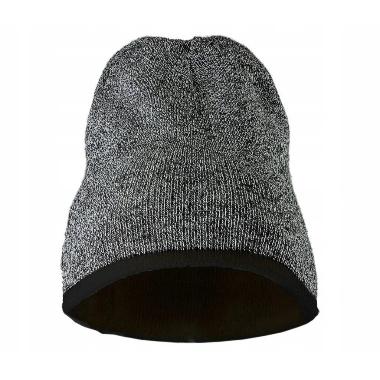 Cepure Duacolor pelēka-melna, Polstar