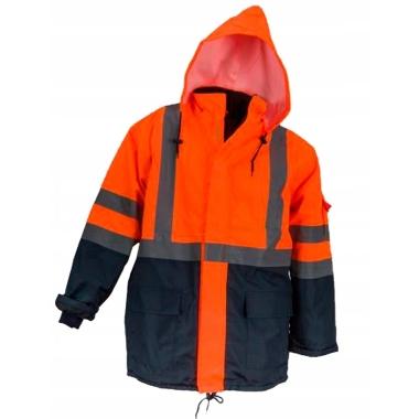 Darba jaka atstarojoša HSV oranža, Urgent