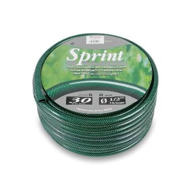 Šļūtene zaļa Sprint 1/2' Bradas, 30 m