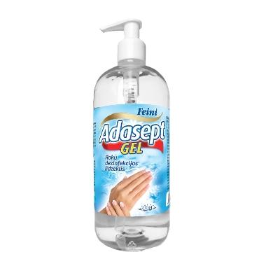 Roku dezinfekcijas gels Adasept, 500 ml