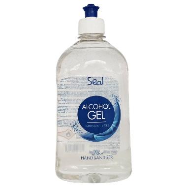 Dezinfekcijas gels rokām Seal, 500 ml