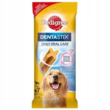 Suņu gardums Dentastix Large, Pedigree, 7 gab.