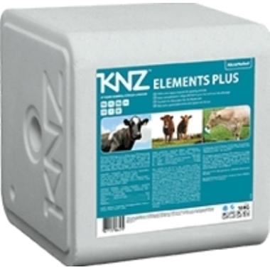 Laizāmā sāls KNZ Elements Plus, 10 kg