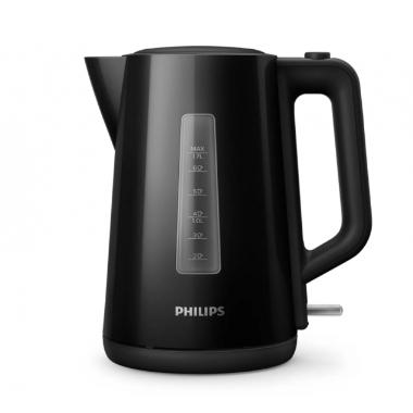 Tējkanna melna HD9318/20, Philips, 1,7 L