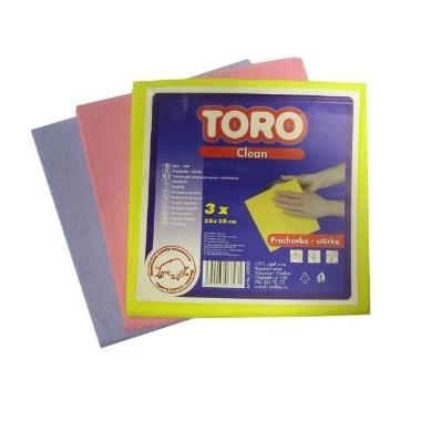 Putekļu lupatiņas Toro, 3 gab.