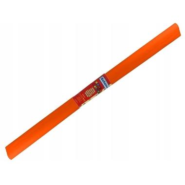 Kreppapīrs oranžs, 50 x 200 cm